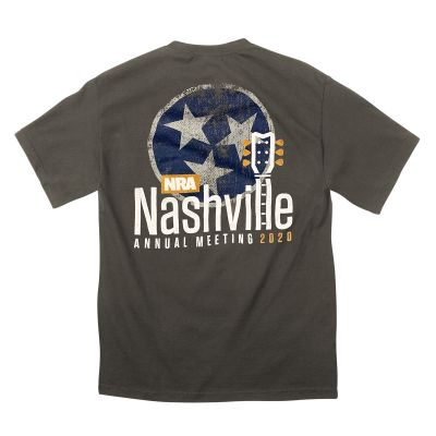 AM 158, NRA Nashville TN Star T-Shirt