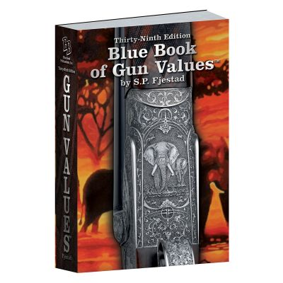 Blue Book of Gun Values - The 40th Edition
