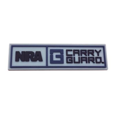 NRA Carry Guard PVC Patch