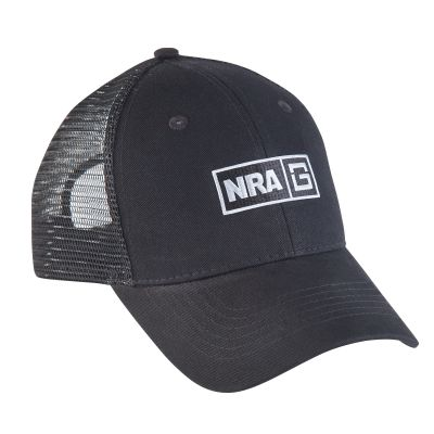 NRA Carry Guard Trucker Mesh Cap