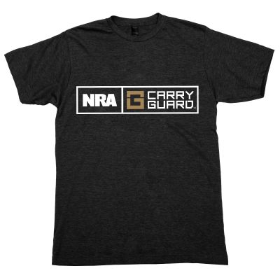 NRA Carry Guard Softened T-Shirt