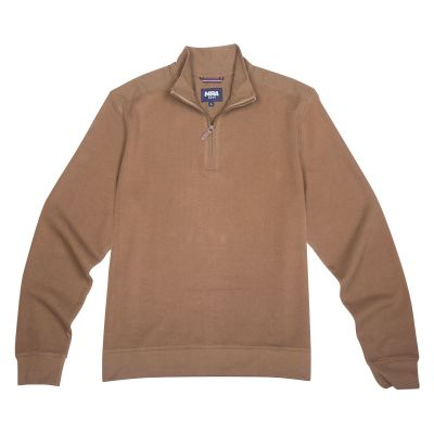 NRA Men's Saratoga 1/4 Zip Embroidered Pullover