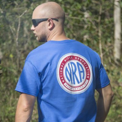 NRA Mono Ring Heavyweight Pocket T-Shirt