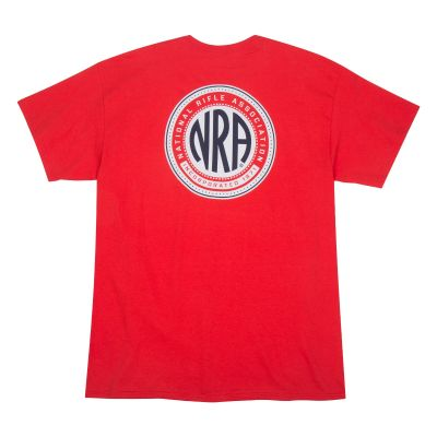 NRA Mono Ring Heavyweight Pocket T-Shirts