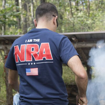 I am the NRA T-Shirt 5