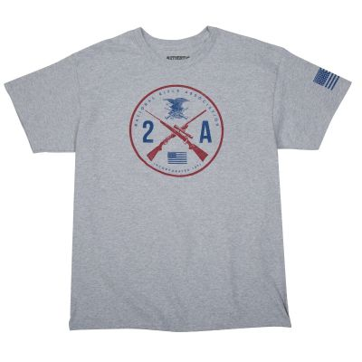 NRA 2A Shield SuperSoft T-Shirt