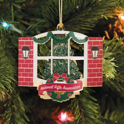 NRA Limited Edition 2019 Christmas Ornament
