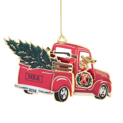 NRA 2018 Christmas Ornament