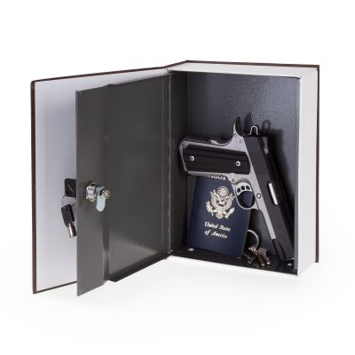Locking Book Safe