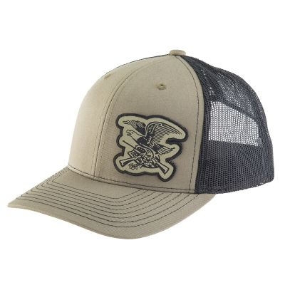 NRA Icon Patch Mesh Hat