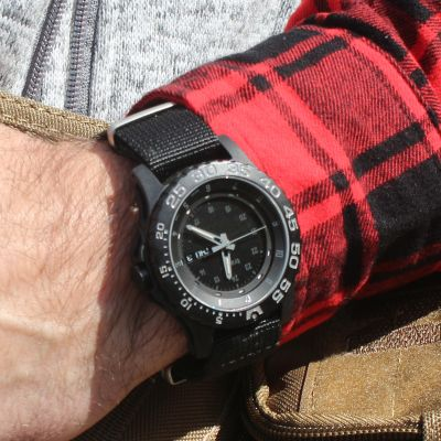 NRA Traser Patriot Watch