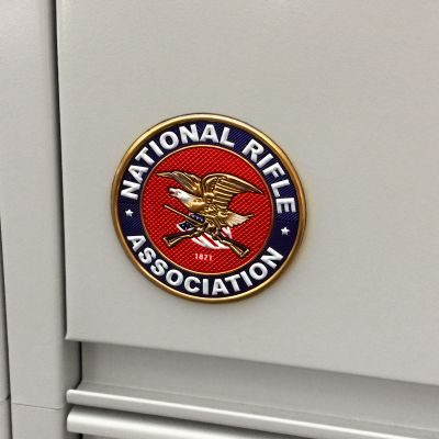 NRA Ultra-Flex 3D Emblems/Decals