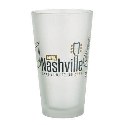 AM 25462, NRA Nashville Music City Pint Glass