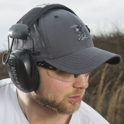 "NRA ""Reaction"" Electronic Earmuffs"