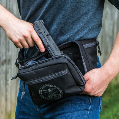 NRA Discreet Fanny Pack - Image 1