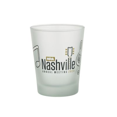 AM 25464, NRA Nashville Music City Shot Glass