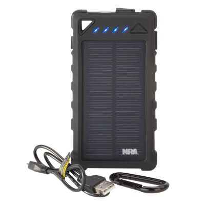 NRA Survival Solar Power Bank