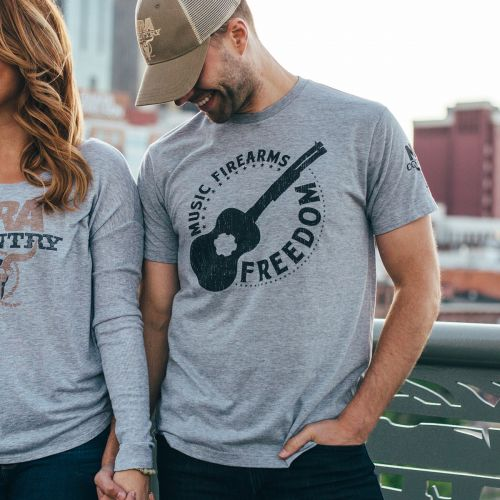 NRA Country Music, Firearms, Freedom T-Shirt