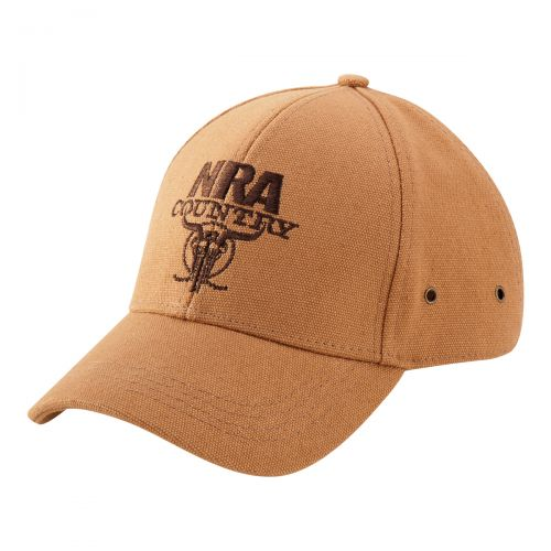 NRA Country Canvas Cap