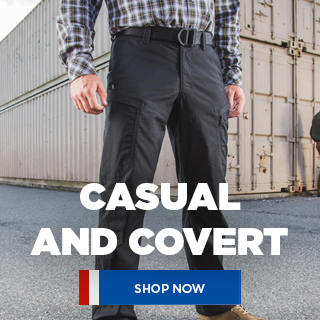 Casual and Covert