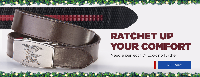 Ratchet Up Your Comfort