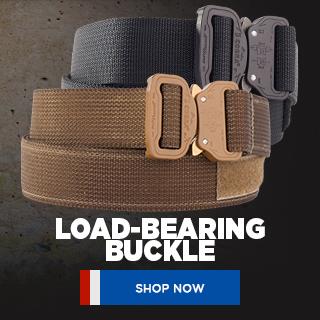 NRA Tactical Shooter's Belt