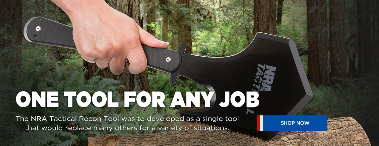 NRA Tactical Recon Tool