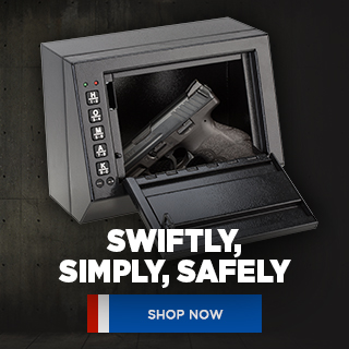 NRA Quick Access Pistol Boxes