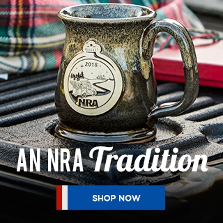 NRA Limited Edition 2018 Christmas Mug