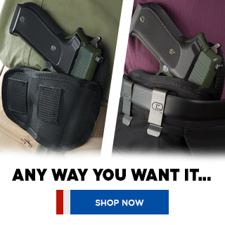 NRA Cyclone Holster
