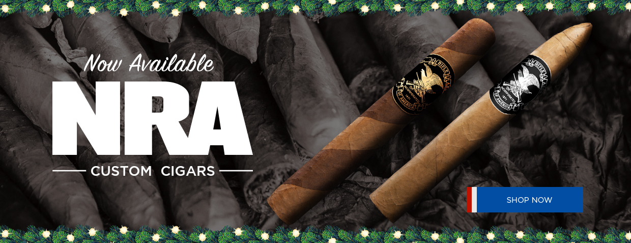 NRA Cigars Now Available